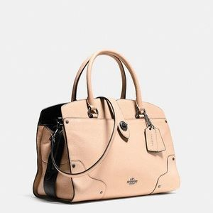 Coach 'Mercer' satchel